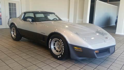 1982 Chevrolet Corvette for sale at Town Motors in Hamilton OH