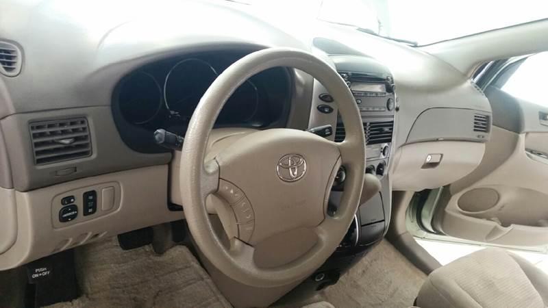 2007 Toyota Sienna LE 7-Passenger 4dr Mini-Van - Fairfield OH