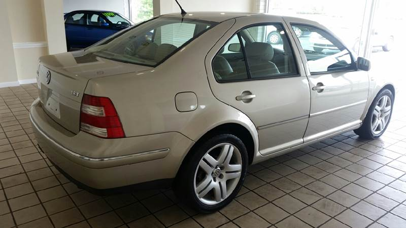 2004 Volkswagen Jetta 4dr GLS 1.8T Turbo Sedan - Fairfield OH
