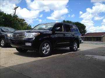 2011 Toyota Land Cruiser for sale in Austin, TX