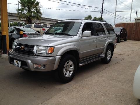 2001 Toyota 4Runner for sale in Austin, TX