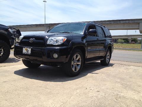 2006 Toyota 4runner For Sale In Texas