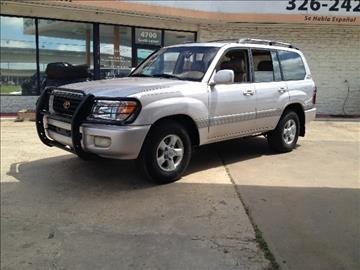1999 Toyota Land Cruiser for sale in Austin, TX