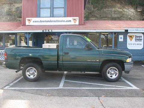 2001 Dodge Ram Pickup 1500 for sale in Austin, TX
