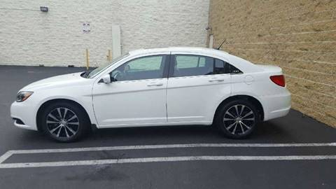 2012 Chrysler 200 for sale in Huntington Beach, CA