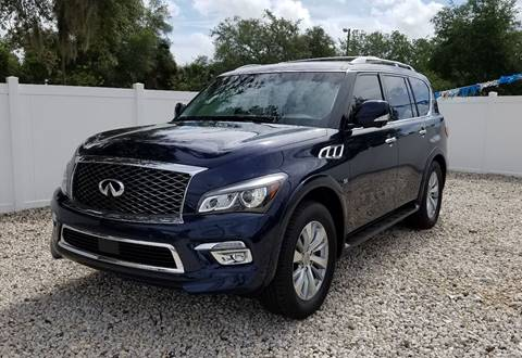 2016 Infiniti QX80 for sale in Winter Haven, FL