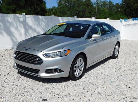2016 Ford Fusion for sale in Winter Haven, FL