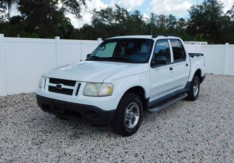 2004 Ford Explorer Sport Trac for sale in Winter Haven, FL