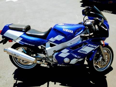 1997 Yamaha FZ6R