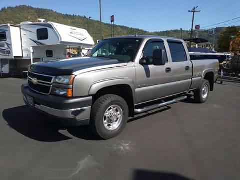 2006 Chevrolet Silverado 2500HD for sale in Grants Pass OR