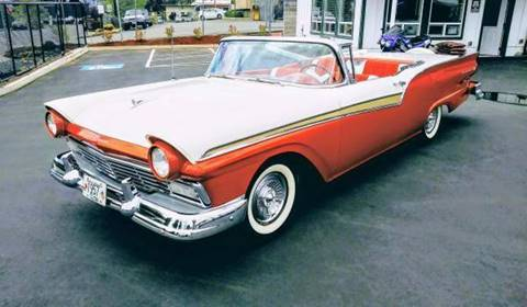 1957 Ford Fairlane 500 for sale in Grants Pass OR