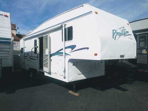 1999 Prowler 27.5 J for sale in Grants Pass OR