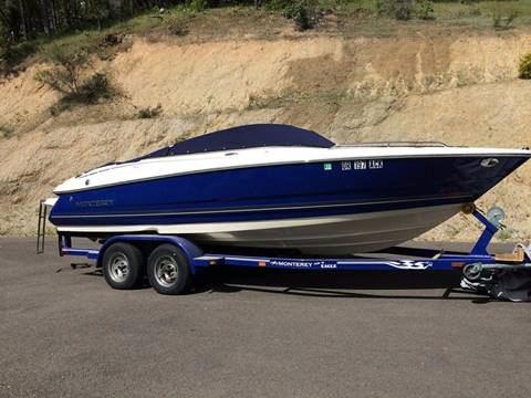 2006 Monterey 214 FS for sale in Grants Pass, OR
