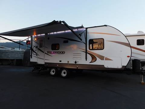 2016 Forest River Wildwood for sale in Grants Pass, OR
