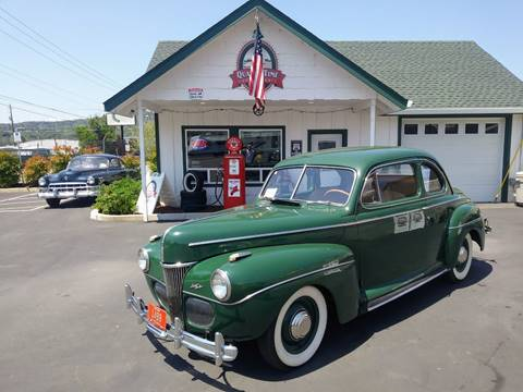 1941 Vintage Ford Super Deluxe for sale in Grants Pass, OR