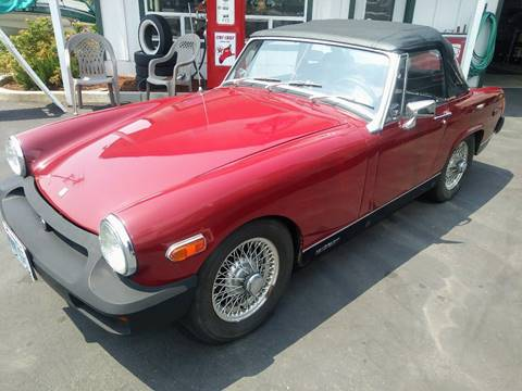 1975 MG Midget for sale in Grants Pass, OR