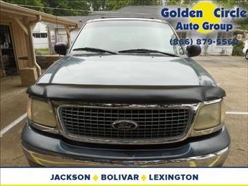 1999 Ford Expedition for sale at Golden Circle Auto Group in Memphis TN