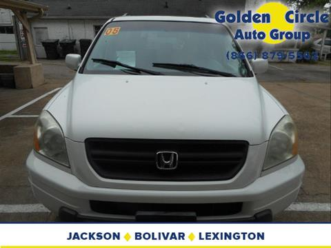 2005 Honda Pilot for sale at Golden Circle Auto Group in Memphis TN