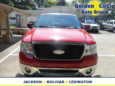 2007 Ford F-150 for sale at Golden Circle Auto Group in Memphis TN