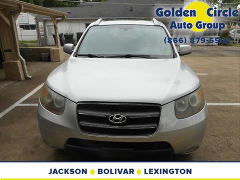 2007 Hyundai Santa Fe for sale at Golden Circle Auto Group in Memphis TN