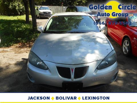 2006 Pontiac Grand Prix for sale at Golden Circle Auto Group in Memphis TN