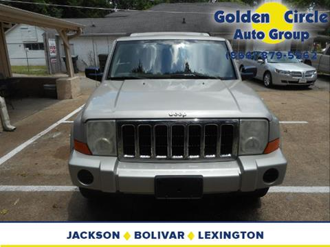 2007 Jeep Commander for sale at Golden Circle Auto Group in Memphis TN