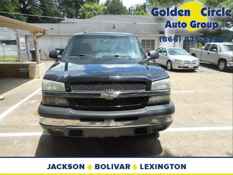 2005 Chevrolet Silverado 1500 for sale at Golden Circle Auto Group in Memphis TN
