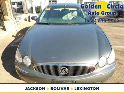 2005 Buick LaCrosse for sale at Golden Circle Auto Group in Memphis TN