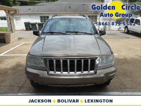 2004 Jeep Grand Cherokee for sale at Golden Circle Auto Group in Memphis TN