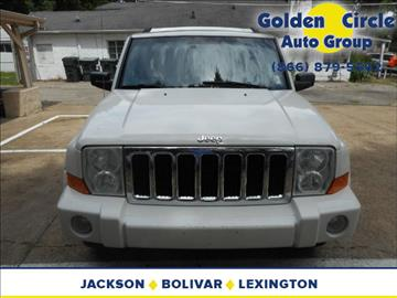 2008 Jeep Commander for sale at Golden Circle Auto Group in Memphis TN
