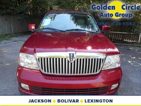 2006 Lincoln Navigator for sale at Golden Circle Auto Group in Memphis TN