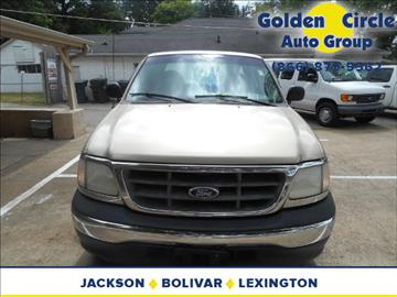2000 Ford F-150 for sale at Golden Circle Auto Group in Memphis TN