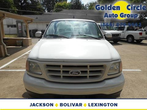 2003 Ford F-150 for sale at Golden Circle Auto Group in Memphis TN