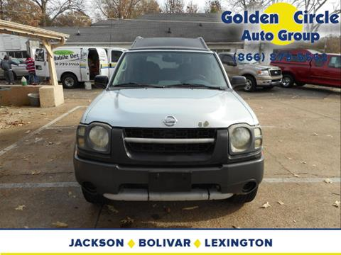 2002 Nissan Xterra for sale at Golden Circle Auto Group in Memphis TN