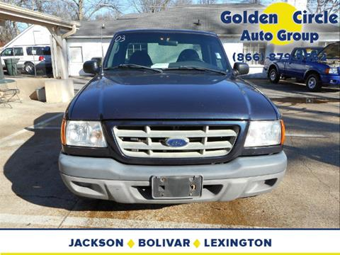 2003 Ford Ranger for sale at Golden Circle Auto Group in Memphis TN