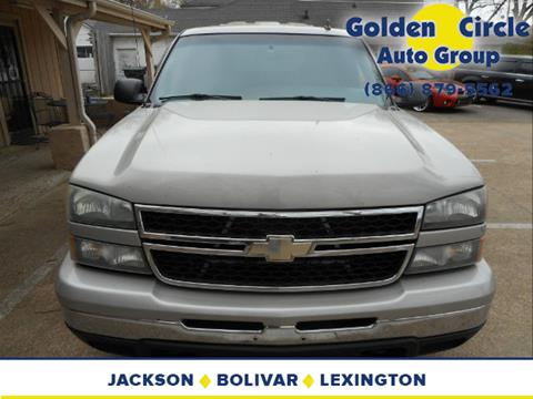 2007 Chevrolet Silverado 1500 Classic for sale at Golden Circle Auto Group in Memphis TN