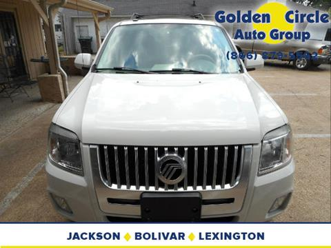 2009 Mercury Mariner for sale at Golden Circle Auto Group in Memphis TN