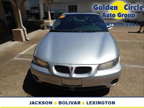 2002 Pontiac Grand Prix for sale at Golden Circle Auto Group in Memphis TN
