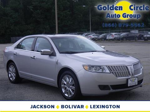 2010 Lincoln MKZ for sale at Golden Circle Auto Group in Memphis TN