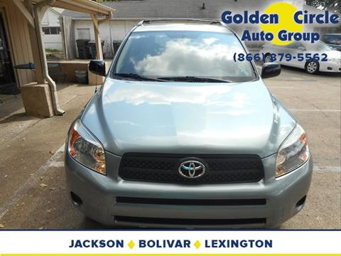 2007 Toyota RAV4 for sale at Golden Circle Auto Group in Memphis TN