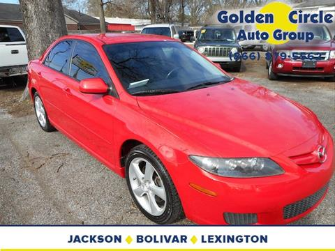 2008 Mazda MAZDA6 for sale at Golden Circle Auto Group in Memphis TN