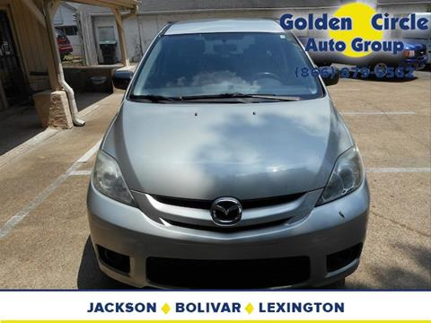 2007 Mazda MAZDA5 for sale at Golden Circle Auto Group in Memphis TN