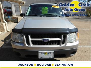 2005 Ford Explorer Sport Trac for sale at Golden Circle Auto Group in Memphis TN