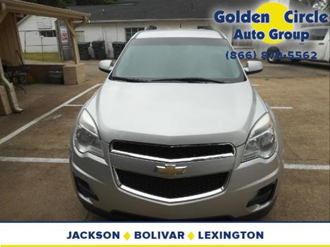 2011 Chevrolet Equinox for sale at Golden Circle Auto Group in Memphis TN