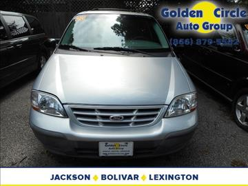 2000 Ford Windstar for sale at Golden Circle Auto Group in Memphis TN