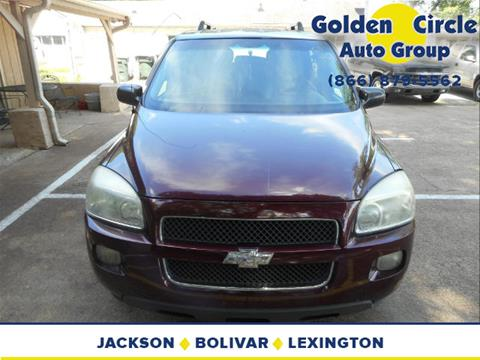 2007 Chevrolet Uplander for sale at Golden Circle Auto Group in Memphis TN
