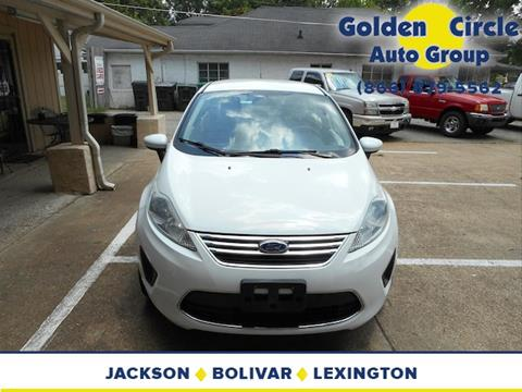 2012 Ford Fiesta for sale at Golden Circle Auto Group in Memphis TN