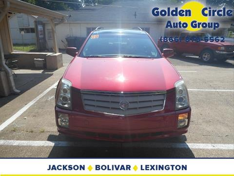 2008 Cadillac SRX for sale at Golden Circle Auto Group in Memphis TN