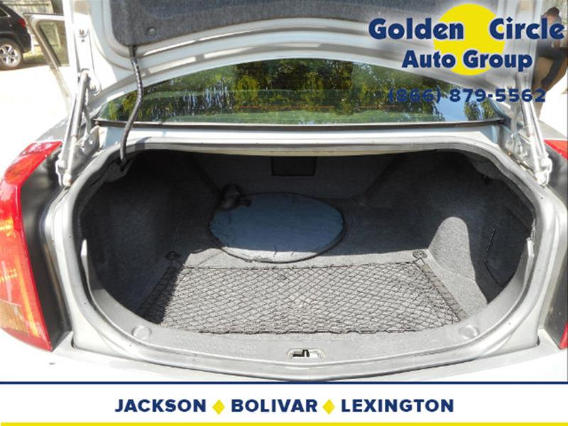 2005 Cadillac CTS for sale at Golden Circle Auto Group in Memphis TN