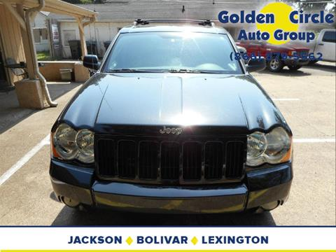 2009 Jeep Grand Cherokee for sale at Golden Circle Auto Group in Memphis TN